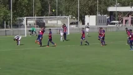 Los goles de la Reserva de San Lorenzo