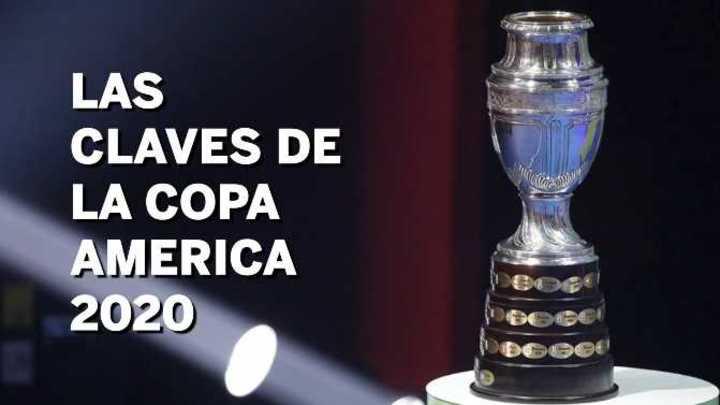 Las claves de la Copa América 2020
