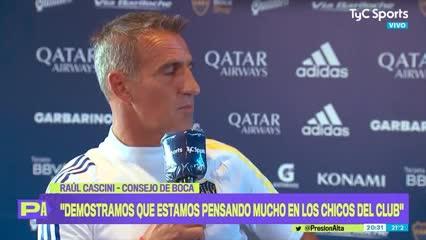 """""""Para la Copa no alcanza"""""""