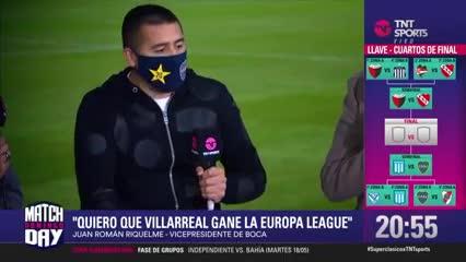 Riquelme explicó cómo se tomó Messi su error en el partido con Levante