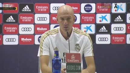 El error de Zidane y el test de Vinicius