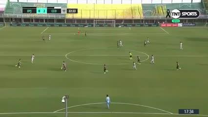Gol de punta a punta para el 2 a 0 de Central Córdoba