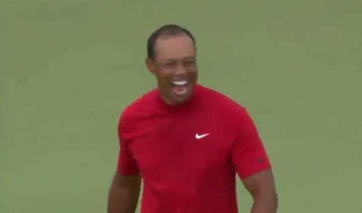 Tiger Woods ganó el Masters de Augusta