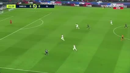 El resumen de Messi frente al Olympique de Lyon