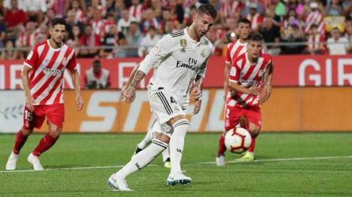 Sergio Ramos y algunas definiciones a lo Panenka