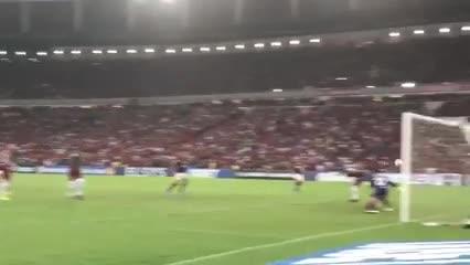 Los goles Flamengo en el clásico