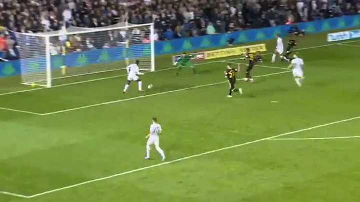 El agónico gol del Leeds de Bielsa