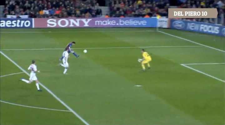 Messi vs Leverkusen