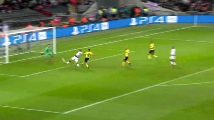 Vertonghen estiró la ventaja y el Tottenham se escapa en el marcador