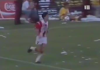 Gol de Solbes a Boca