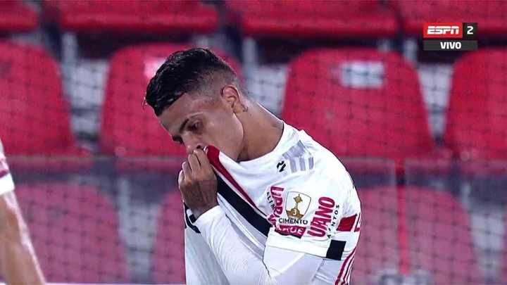 Llegó el empate para San Pablo