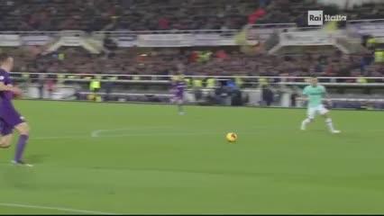 El gol anulado a Lautaro Martínez