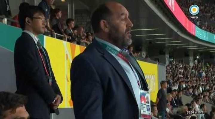 Las polémicas del partido de Los Pumas