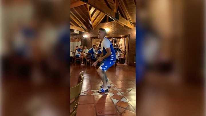 El baile de Centu