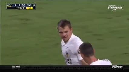 Kai Koreniuk puso el 1-0 sobre la hora