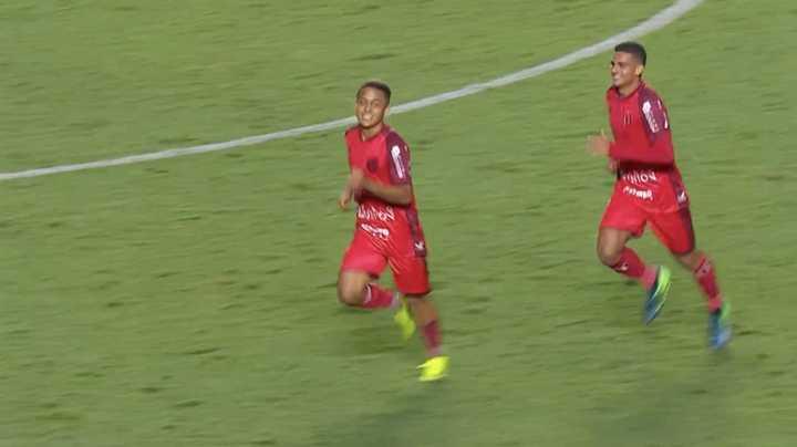 El Botafogo SP durmió al San Pablo de Crespo