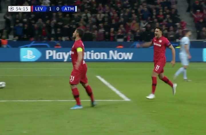 Los goles de la victoria de Bayer Leverkusen ante Aleti
