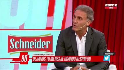 'Cabezón, si vos vieras dónde falleció Diego, te morís'