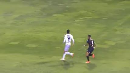 El gol de Bordagaray para el triunfo de Dorados
