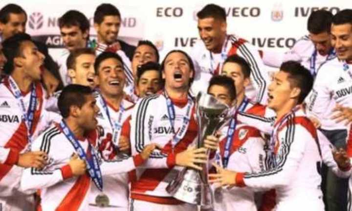 River campeón 2014