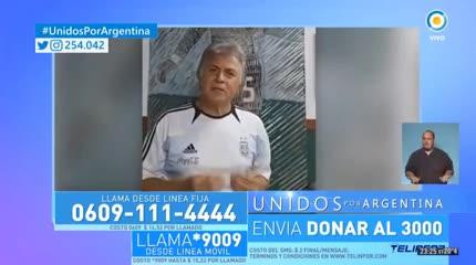 El mensaje de Messi, Aymar, Agüero, Sabatini y Cía. por la pandemia