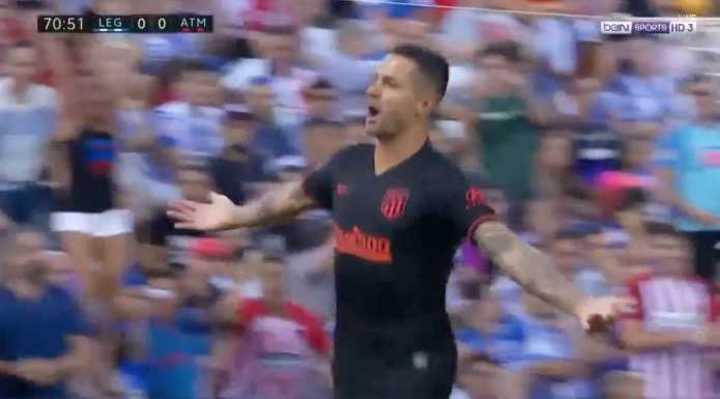 El gol de Aleti