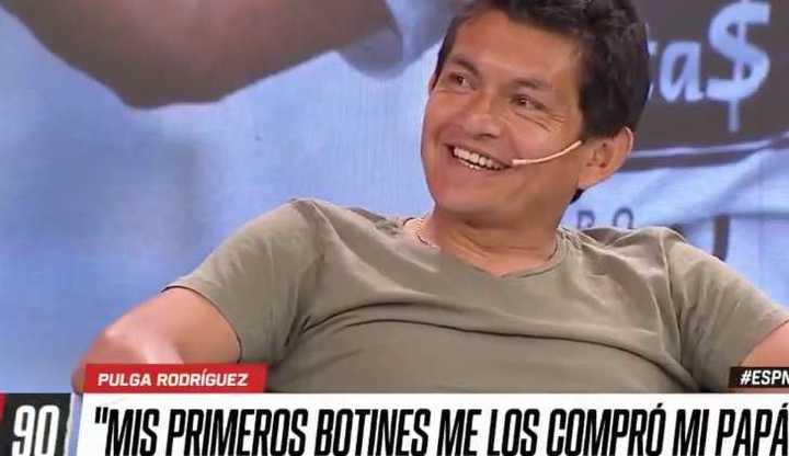 Las anécdotas del Pulga Rodríguez