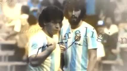 Coppola y su emotivo saludo de cumpleaños a Maradona