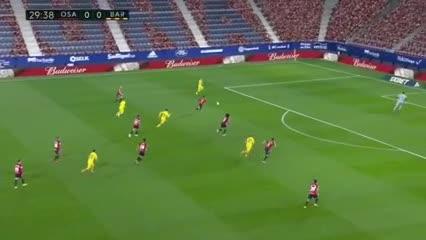 El golazo de Jordi Alba completo