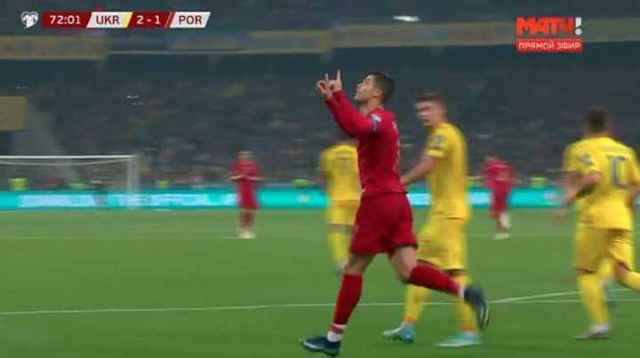 De penal, Cristino Ronaldo llegó a su gol 700