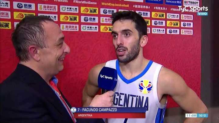 Facundo Campazzo: