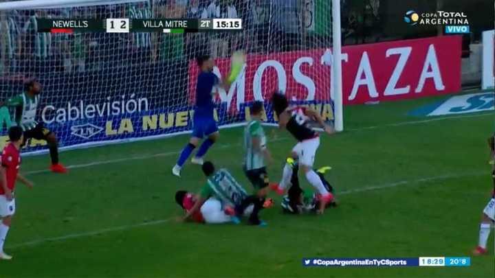 Fontanini no pudo con Formigo que le negó el empate