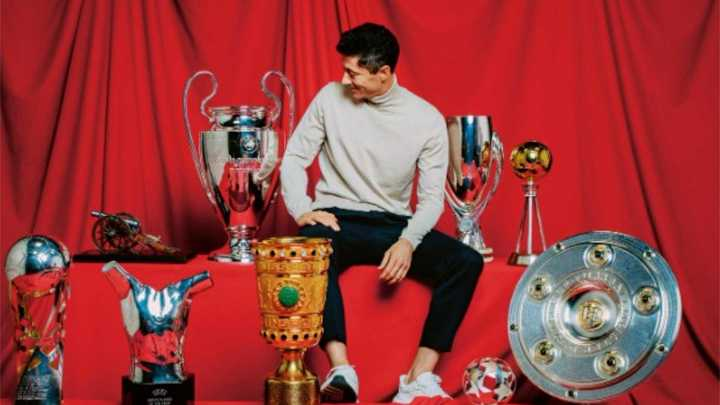 Lewandoswki sobre sus chances de ganar el premio The Best