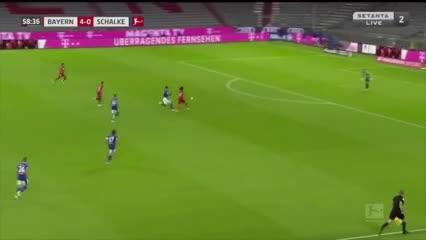 Los 8 goles de la victoria del Bayern