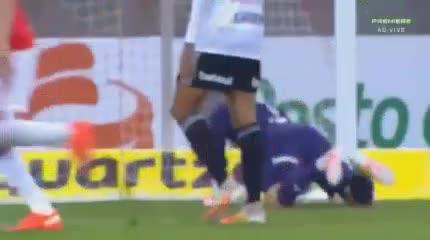Gol de Galhardo para el Inter del Chacho Coudet