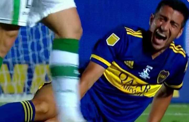 La lesión del Pulpo González