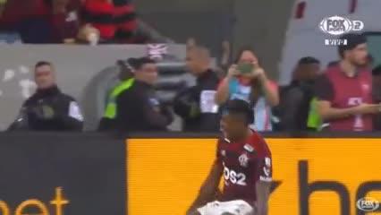 Los goles de Flamengo 2 - Inter 0
