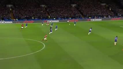 Romero mantuvo otro arco en cero en el United