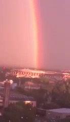 El arcoíris del River campeón