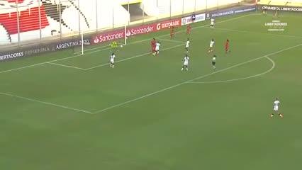 Un histórico 16 a 0 en la Libertadores femenina