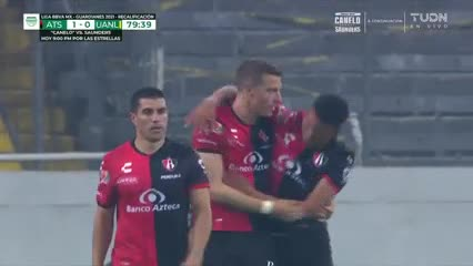 Furch y su gol para clasificar al Atlas a la liguilla