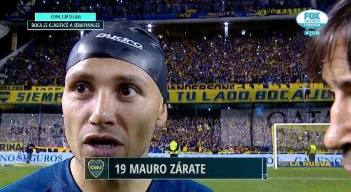 Mauro Zárate: