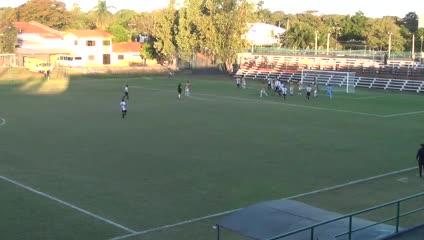El otro gol marcado por Urquiza en el ascenso paraguayo