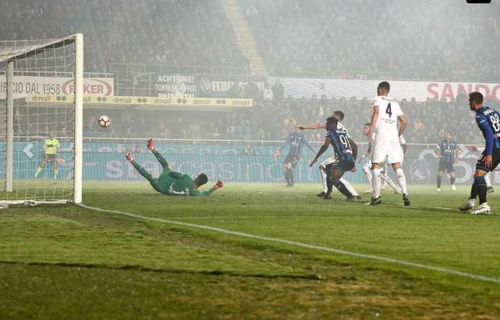 El gol del Papu Gómez
