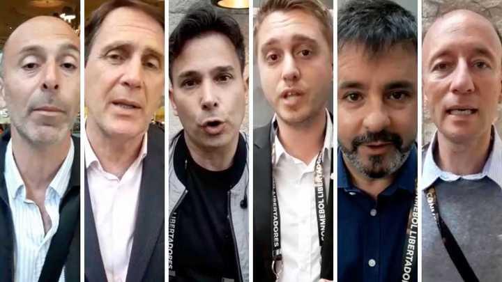 Los periodistas opinan cuál será la formación de River