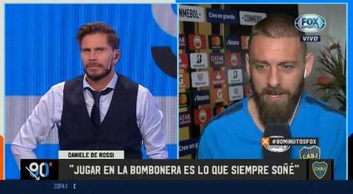 """""""No se puede no quedar enamorado de Riquelme"""""""