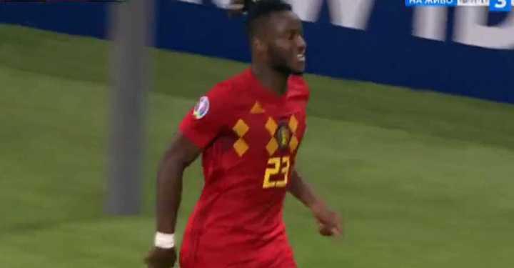 El primero de Bélgica ante Kazajistán