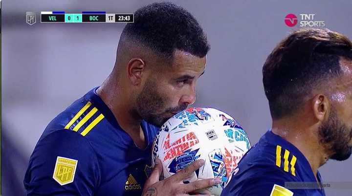 """Cardona: """"A la pelota hay que acariciarla"""""""