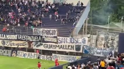 Gravisimos incidentes en Independiente Rivadavia