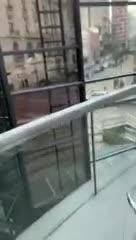 Se inundó el edificio de Torneos